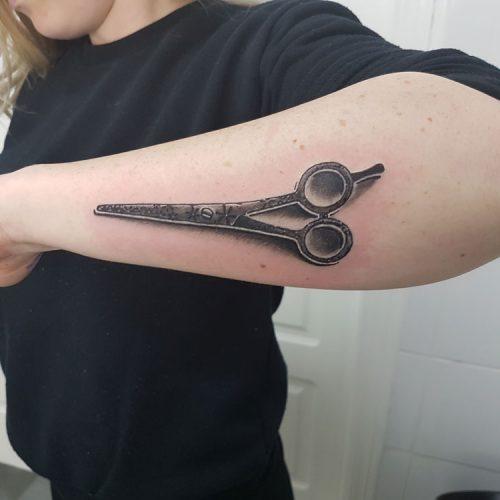 Tatuaje Always home - tattoo me - fuengirola - tatuajes - piercings - micropigmentación