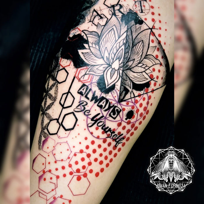 Tatuaje Always be your self